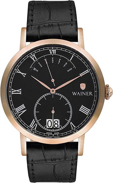 лучшая цена Мужские часы Wainer WA.18101-D