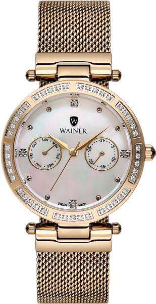 купить Женские часы Wainer WA.18755-B по цене 21000 рублей