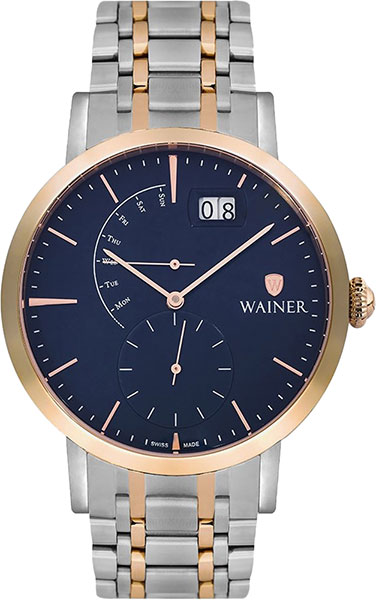Мужские часы Wainer WA.18881-B все цены