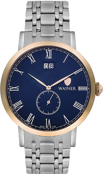 Мужские часы Wainer WA.18991-D мужские часы wainer wa 10945 d
