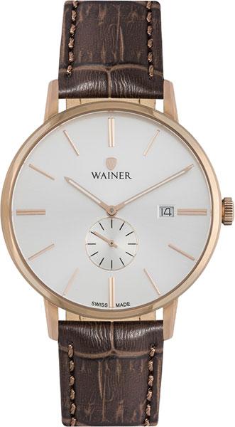 цена Мужские часы Wainer WA.19011-B онлайн в 2017 году