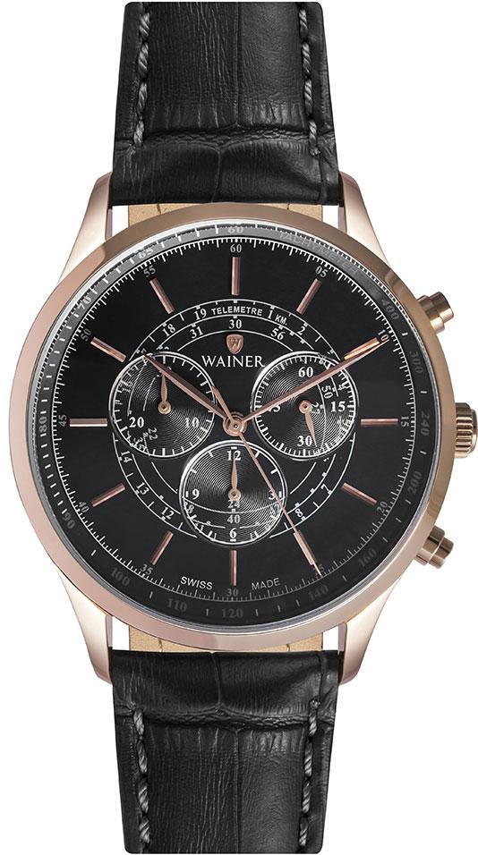 Мужские часы Wainer WA.19034-B все цены