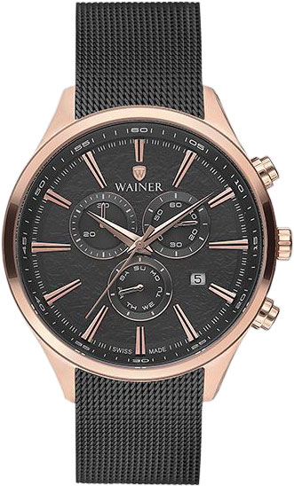 Мужские часы Wainer WA.19060-C Мужские часы Adriatica A1255.F114Q