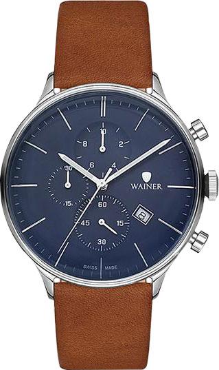 Мужские часы Wainer WA.19146-D мужские часы wainer wa 10945 d