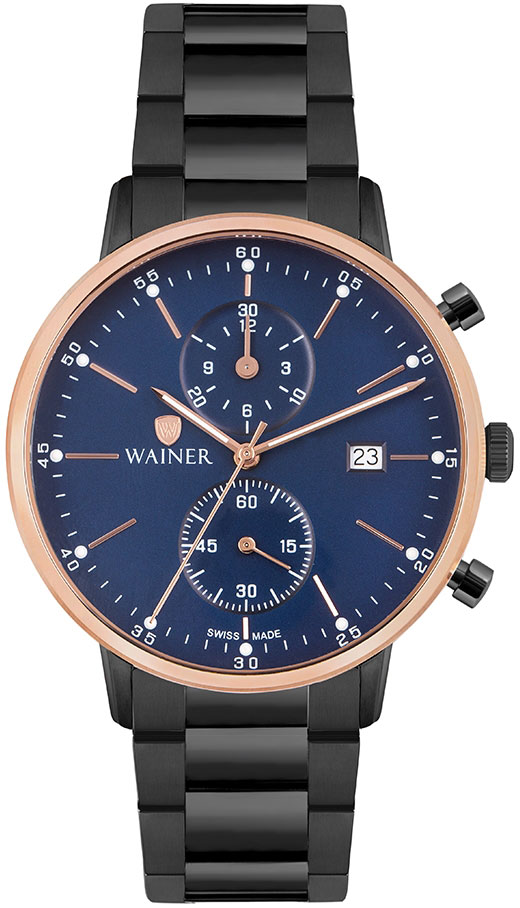 Мужские часы Wainer WA.19166-C