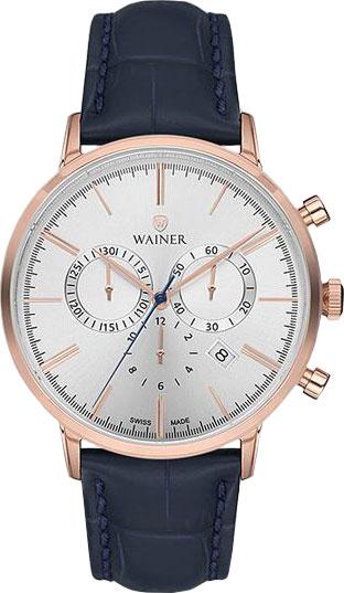 цена Мужские часы Wainer WA.19211-B онлайн в 2017 году