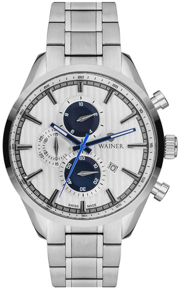 лучшая цена Мужские часы Wainer WA.19388-D