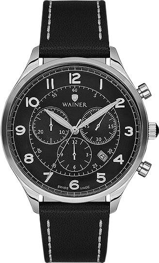Мужские часы Wainer WA.19498-B цена и фото
