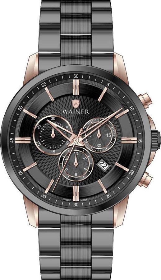 Мужские часы Wainer WA.19515-C мужские часы wainer wa 10920 c