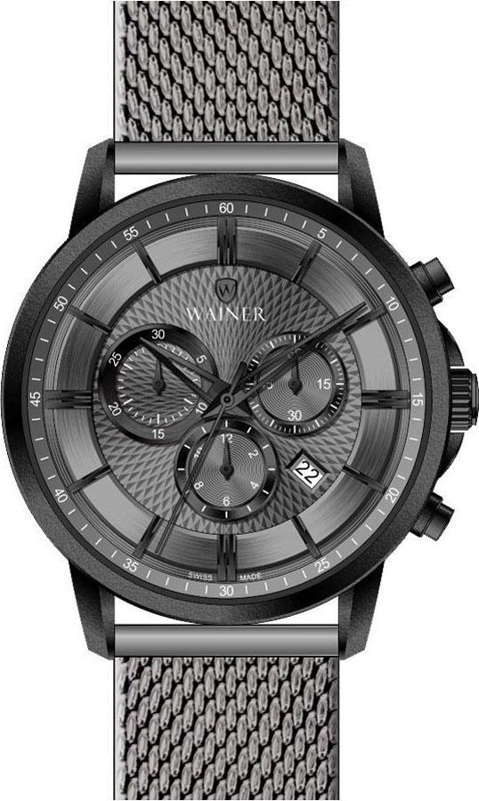 Мужские часы Wainer WA.19565-C мужские часы wainer wa 10920 c
