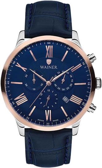 цена Мужские часы Wainer WA.19640-A онлайн в 2017 году
