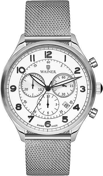 лучшая цена Мужские часы Wainer WA.19698-A