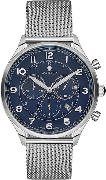 Мужские часы Wainer WA.19698-B мужские часы wainer wa 10945 d