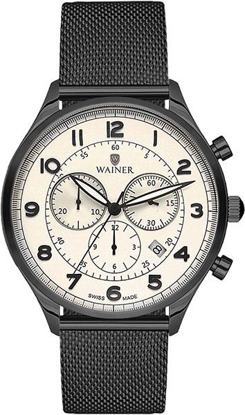 цена Мужские часы Wainer WA.19698-C онлайн в 2017 году
