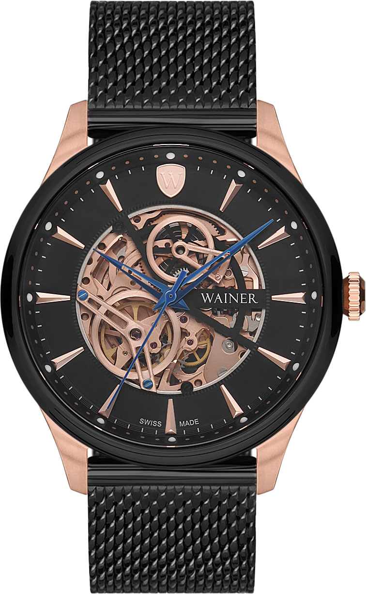Мужские часы Wainer WA.25011-A все цены