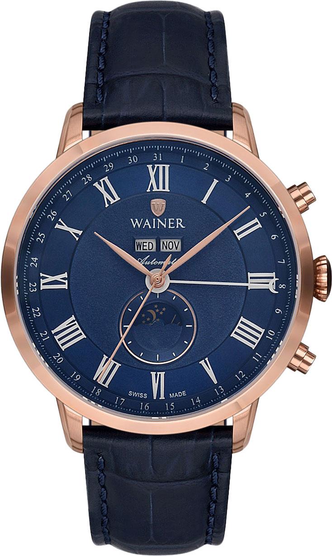 цена Мужские часы Wainer WA.25025-A онлайн в 2017 году