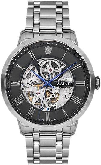 лучшая цена Мужские часы Wainer WA.25222-B