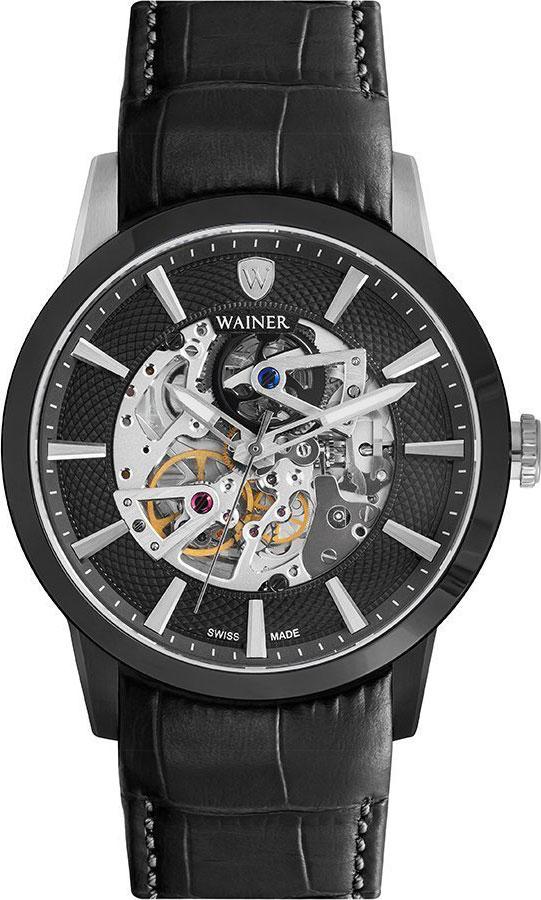 Мужские часы Wainer WA.25570-A мужские часы wainer wa 11611 a