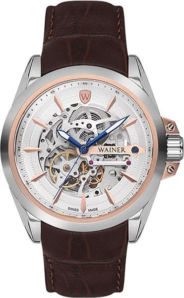 Фото - Мужские часы Wainer WA.25677-C бензиновая виброплита калибр бвп 13 5500в