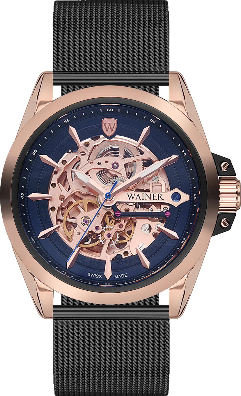 Мужские часы Wainer WA.25687-A туфли betsy betsy be006awfpnd2