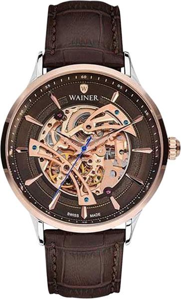 Мужские часы Wainer WA.25725-F wainer wainer wa 14008 a