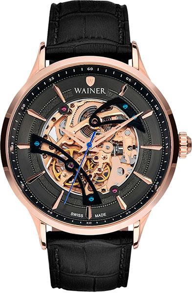 Мужские часы Wainer WA.25725-G цена и фото