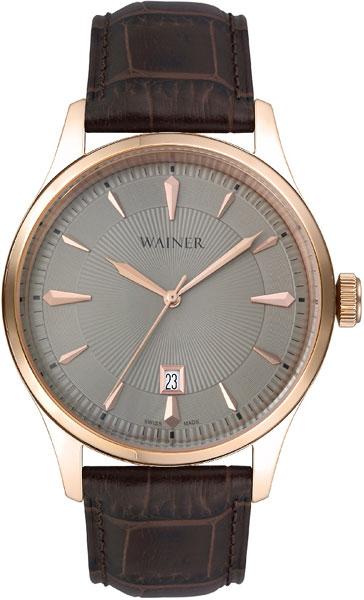 лучшая цена Мужские часы Wainer WA.12492-D