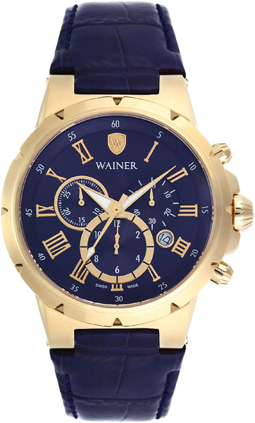 Мужские часы Wainer WA.13310-K цена и фото