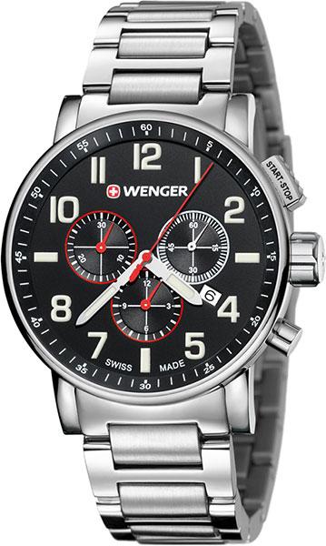 Мужские часы Wenger 01.0343.105