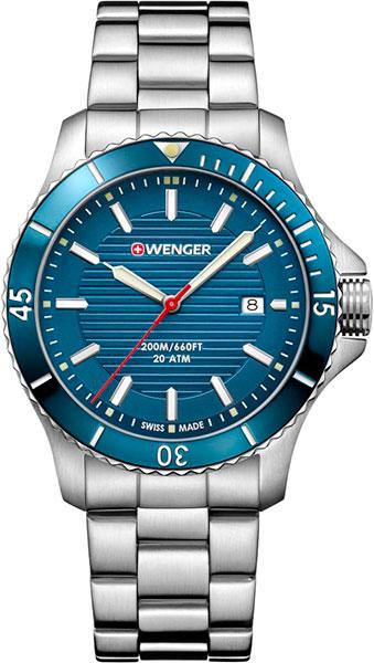 Фото «Швейцарские наручные часы Wenger 01.0641.120»