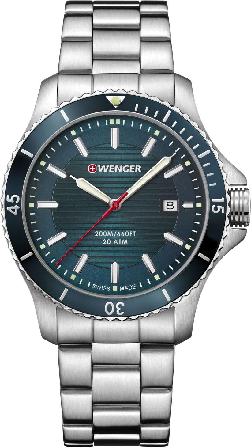 Мужские часы Wenger 01.0641.129