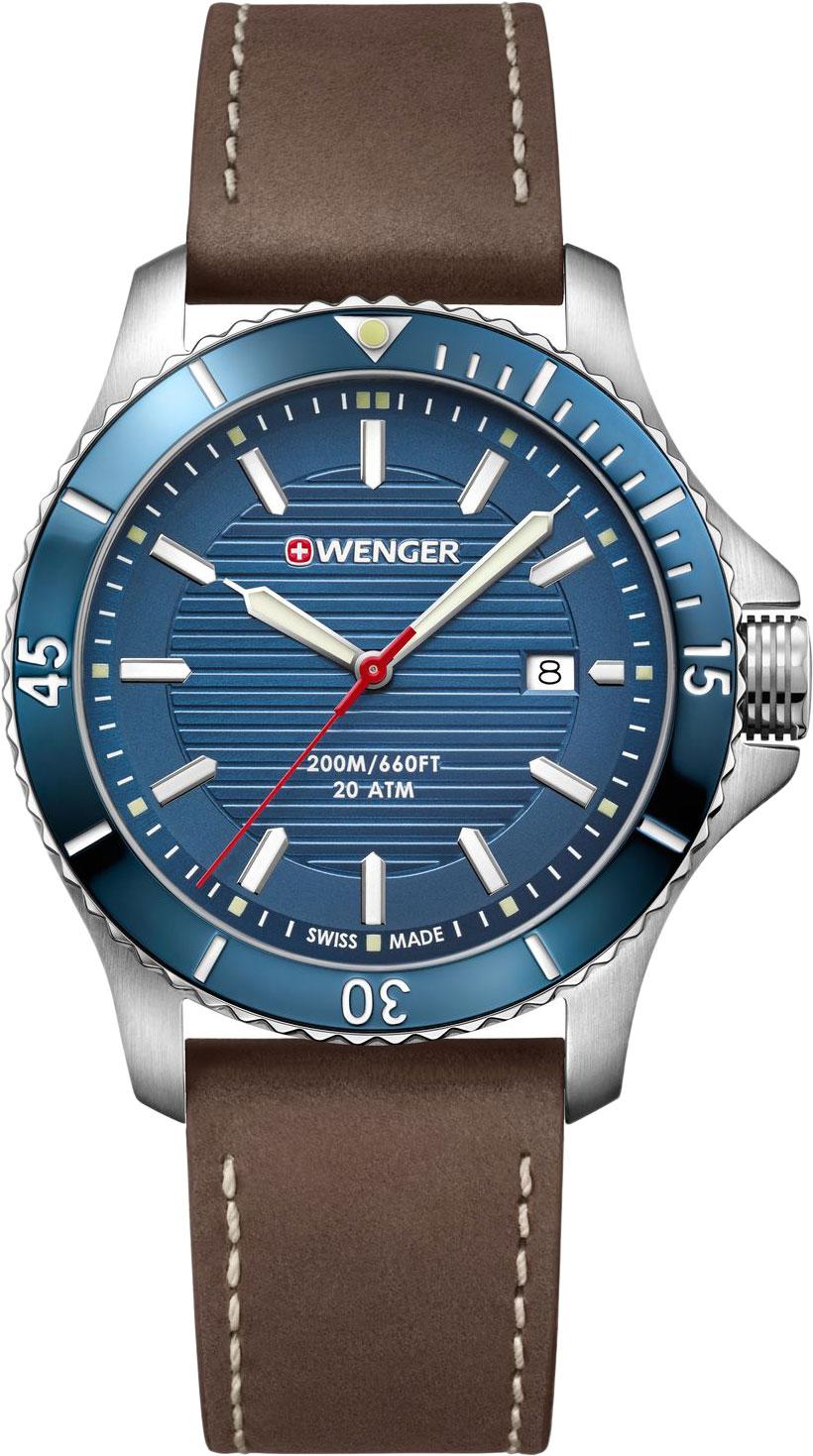 Мужские часы Wenger 01.0641.130