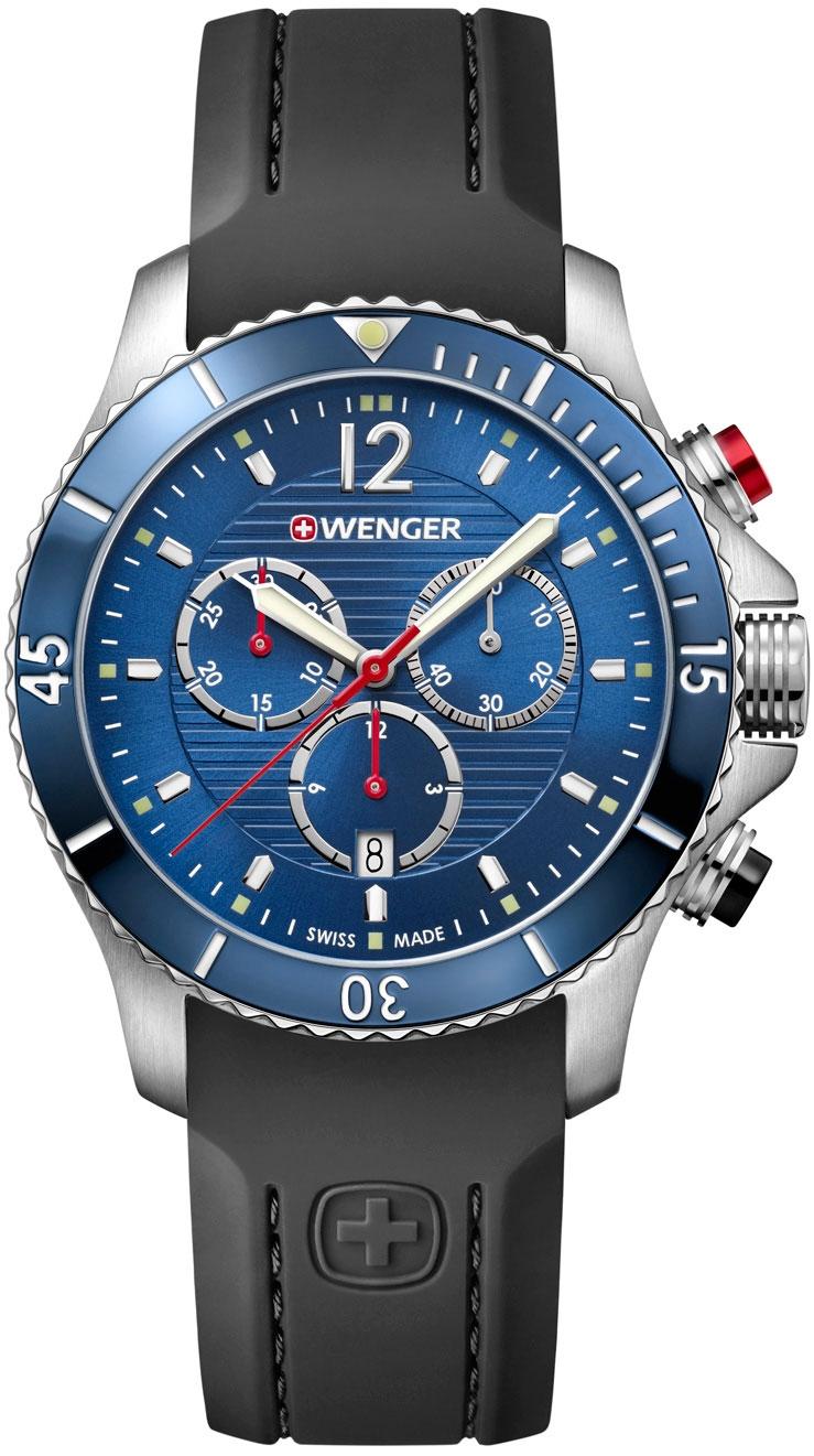 Мужские часы Wenger 01.0643.110