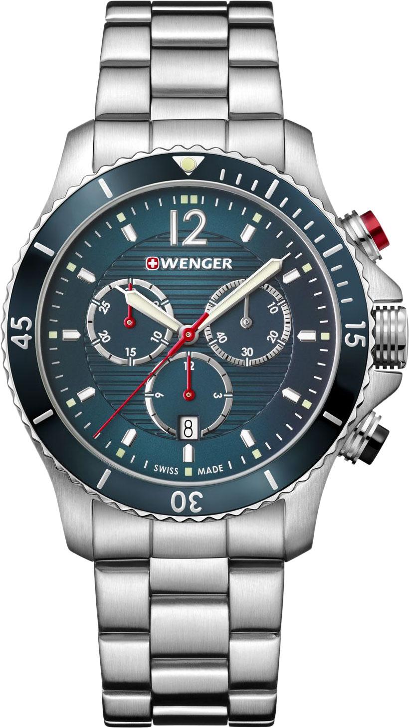 Мужские часы Wenger 01.0643.115