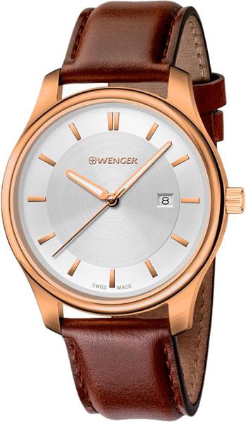 Женские часы Wenger 01.1421.102 цена и фото