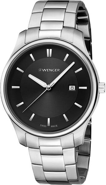 цена Мужские часы Wenger 01.1441.104 онлайн в 2017 году