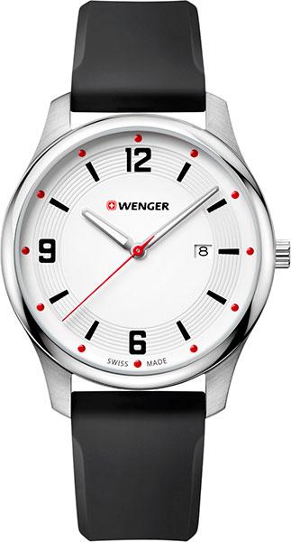 цена Мужские часы Wenger 01.1441.108 онлайн в 2017 году