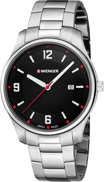 Мужские часы Wenger 01.1441.110 цена и фото