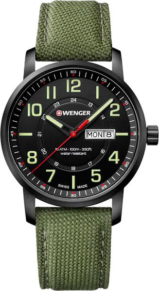 Мужские часы Wenger 01.1541.104