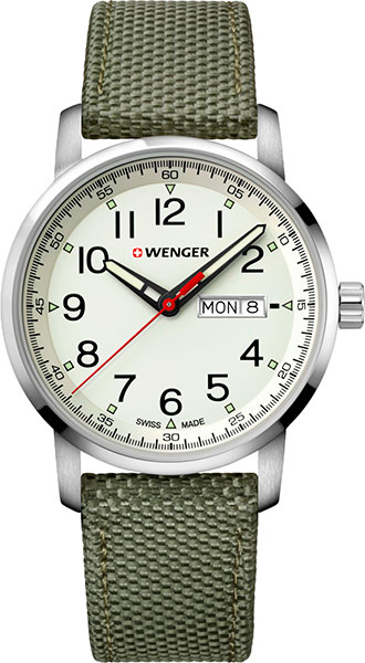 Фото - Мужские часы Wenger 01.1541.110