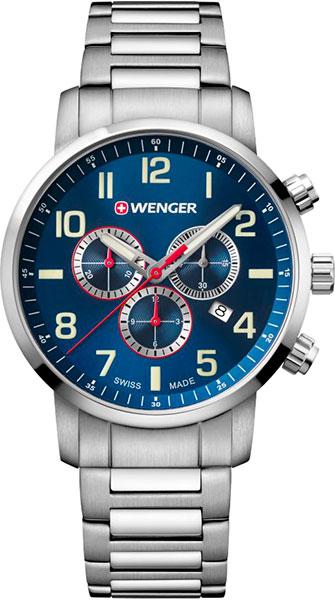 Мужские часы Wenger 01.1543.101