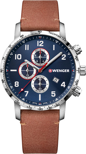 Мужские часы Wenger 01.1543.108
