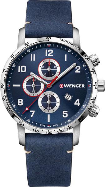 Мужские часы Wenger 01.1543.109
