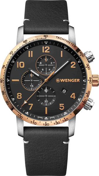 Мужские часы Wenger 01.1543.111