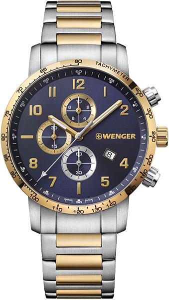 Мужские часы Wenger 01.1543.112