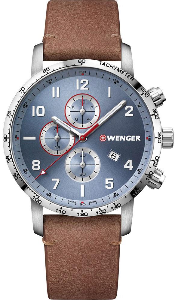 Мужские часы Wenger 01.1543.114