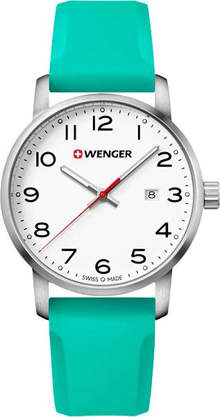 Купить Мужские Часы Wenger 01.1641.108