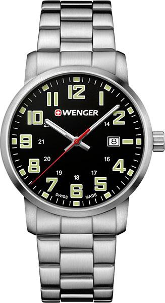 Мужские часы Wenger 01.1641.111