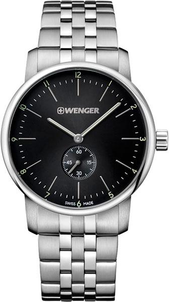 цена Мужские часы Wenger 01.1741.105 онлайн в 2017 году
