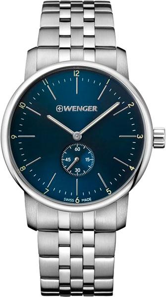 Мужские часы Wenger 01.1741.107